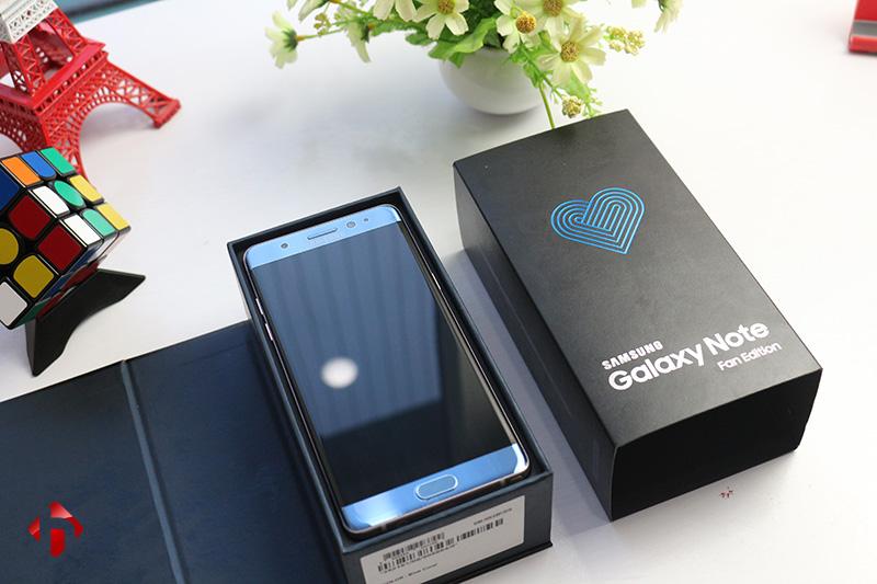 Đánh giá chi tiết Galaxy Note Fe, Ấn tượng hơn cả Galaxy Note 8
