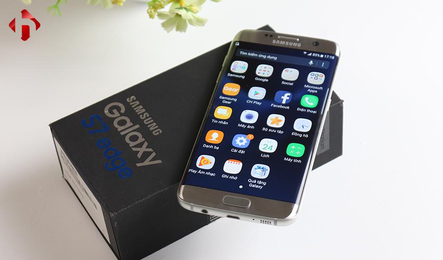 2018 vẫn có Galaxy S7 Edge Quốc tế mới 100%, chuyện thật như đùa còn đáng để mua?