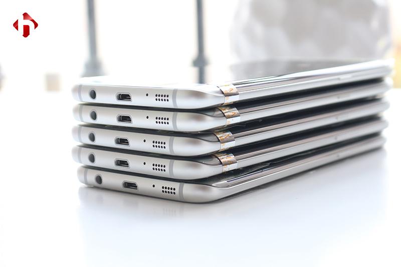Samsung Galaxy S7 Edge Hàn có hình thức đẹp như mới