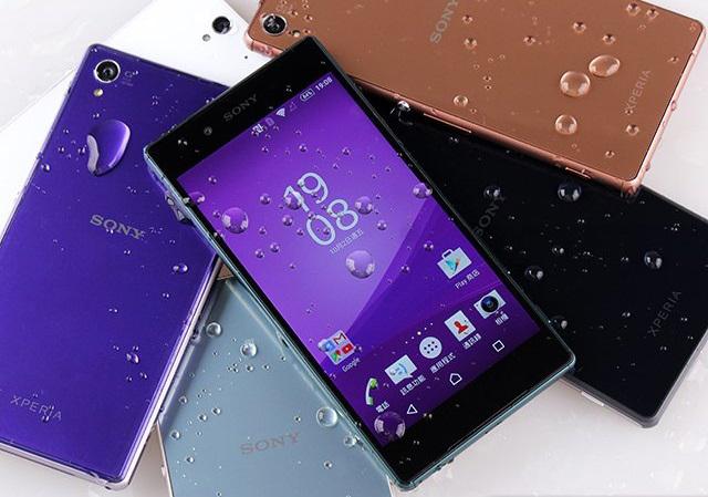 """""""Săm soi"""" sự thay đổi của dòng sản phẩm Sony Xperia Z qua các thời kì 12"""