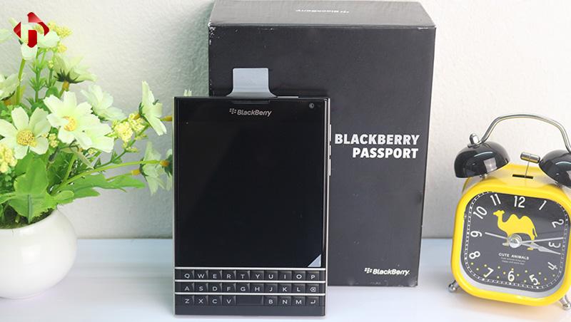 Blackberry Passport Quốc Tế mới nguyên Seal