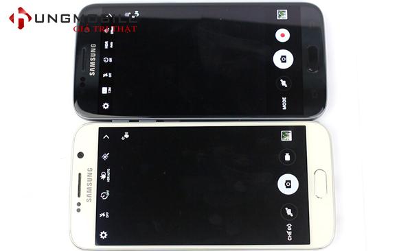 camera S6 va s7
