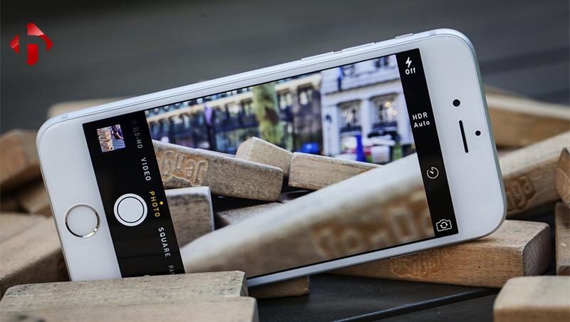 camera trên iphone 6