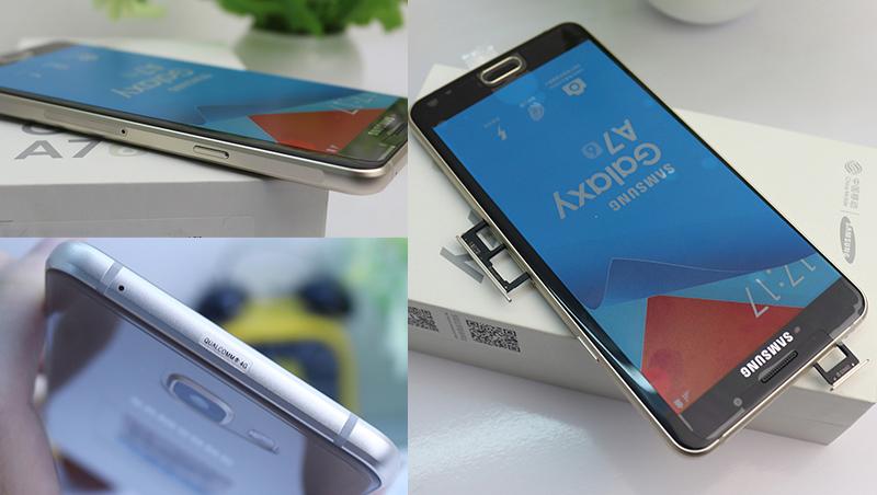 Samsung Galaxy A7 2016 mới 100% Fullbox