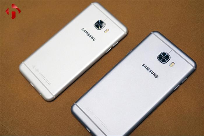 Galaxy C5 và Galaxy C7