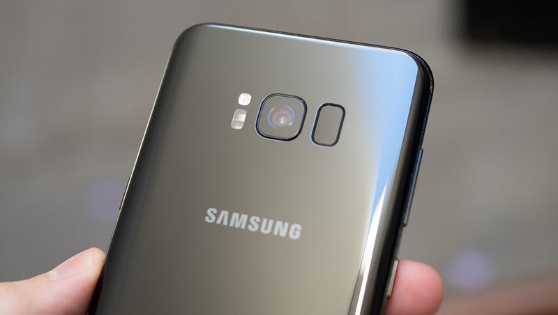 Galaxy S8 Plus Mỹ trang bị nhiều công nghệ cảm biến bảo mật