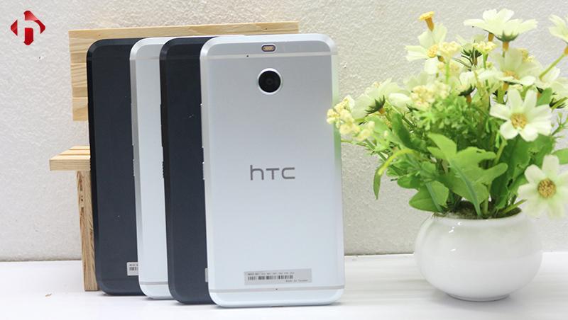 Thiết kế mặt sau của HTC 10 Evo