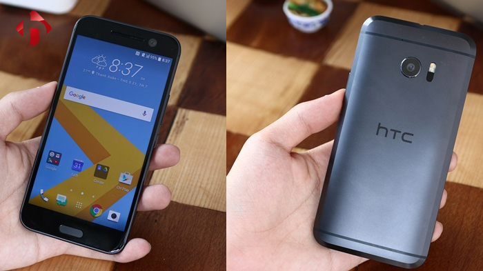 HTC 10 sở hữu thiết kế ấn tượng