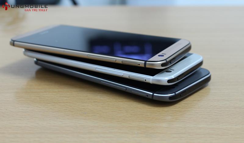 Thiết kế của HTC One M8