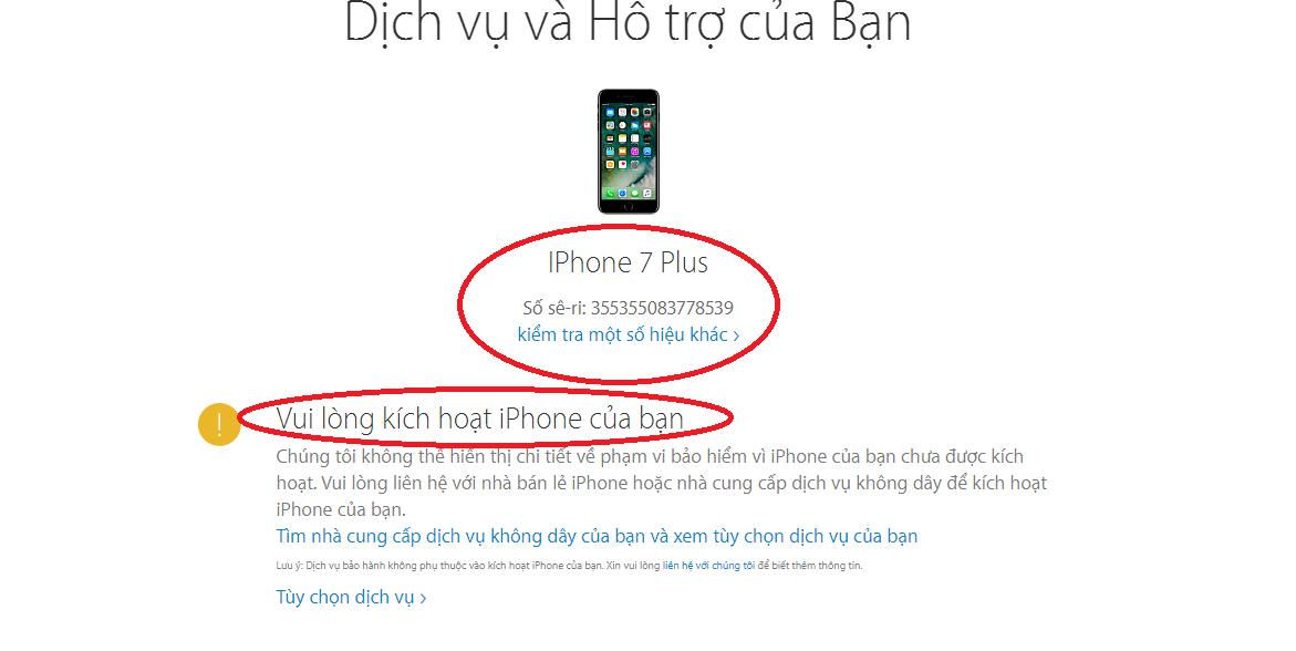 hướng dẫn chọn mua iPhone 7 Plus 128 xách tay