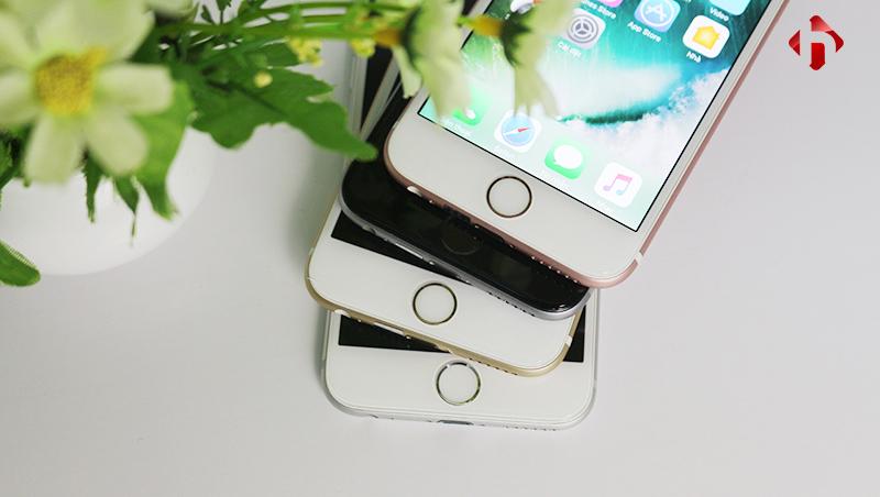 Cam kết iPhone nguyên zin 100%, tất cả các tính năng đều hoạt động bình thường