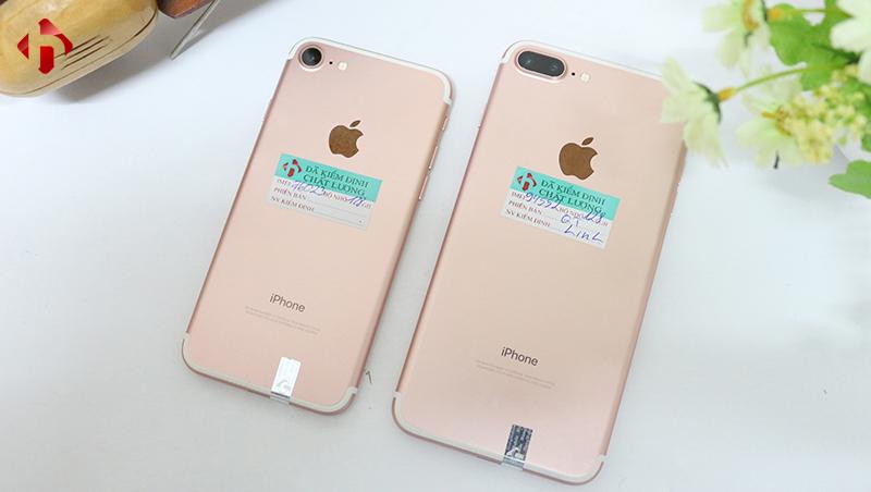 iPhone 7 chính hãng đổi bảo hành