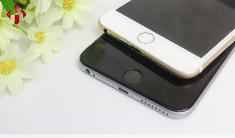 iPhone 6s plus có cảm biến vân tay nhanh - nhạy hơn