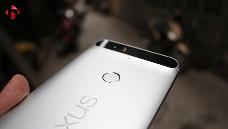 Camera trên Nexus 6P