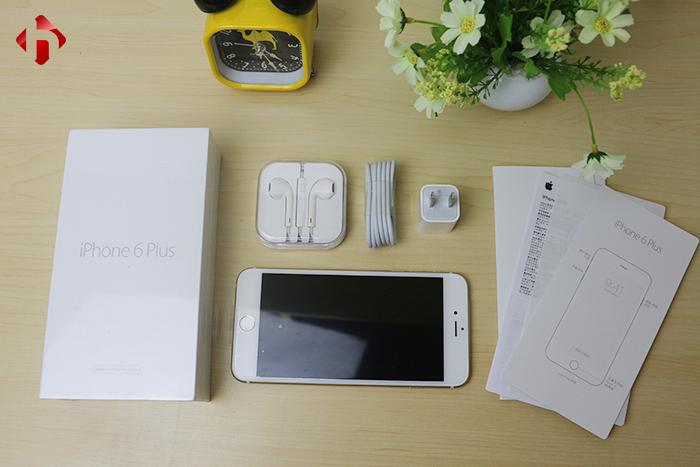 Toàn bộ phụ kiện đi kèm iPhone 6 Plus CPO