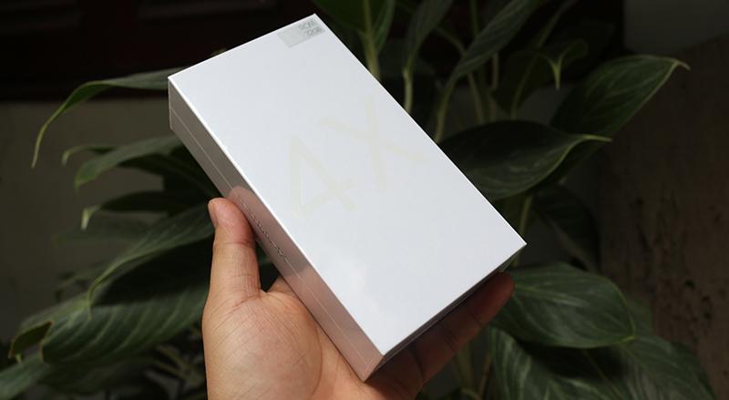 Mặt trước của Xiaomi redmi 4X, note 4X