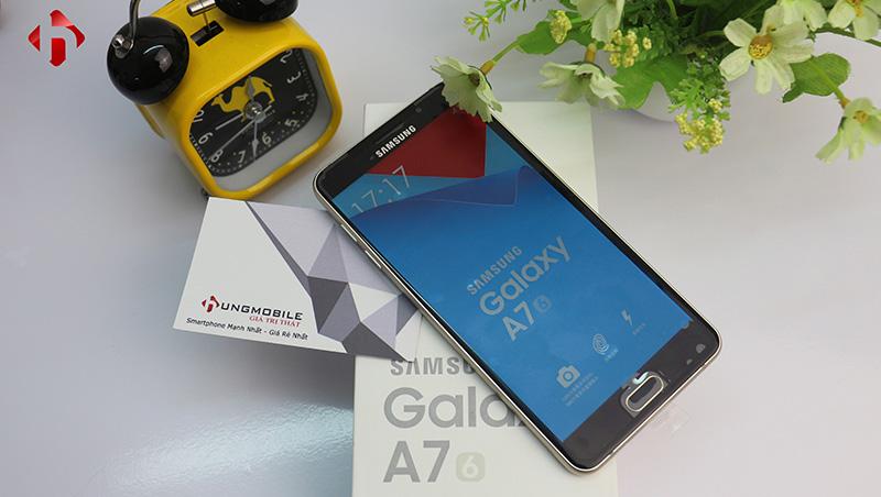 Samsung Galaxy A7 2016 mới nguyên seal