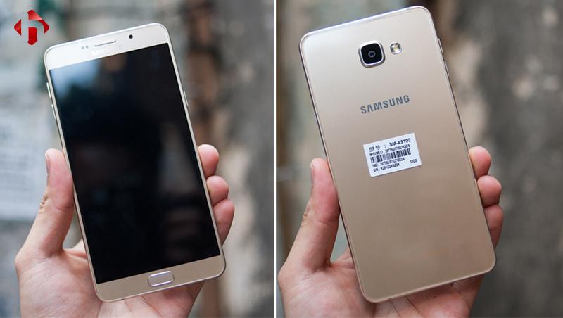 Samsung A9 Pro sở hữu thiết kế giống hệt phiên bản chính hãng
