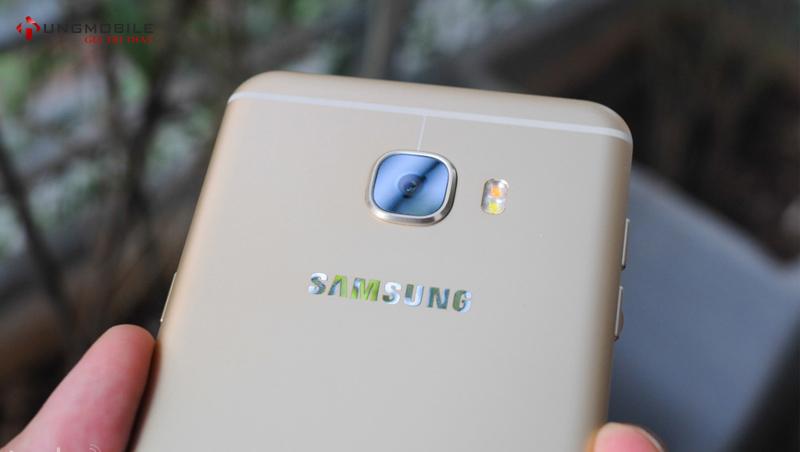 camera trên Samsung C5