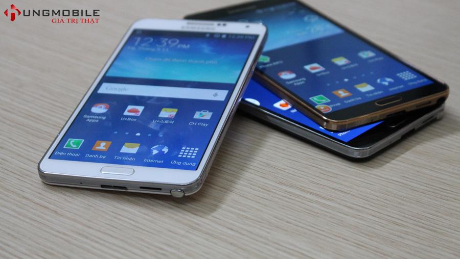 Samsung Galaxy note 3 Hàn Quốc