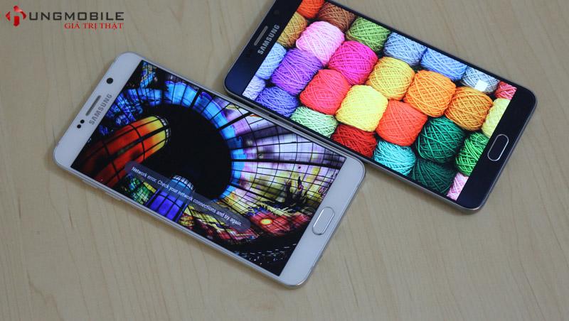 Samsung Galaxy Note 5 có màn hình độ phân giải 2K sắc nét