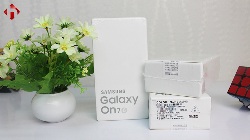 Còn nguyên tem niêm phong từ nhà sản xuất Samsung