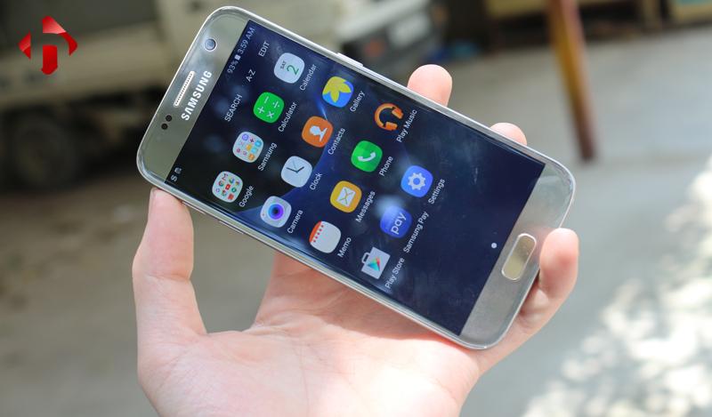 Galaxy S7 Mỹ giá rẻ tại HungMobile