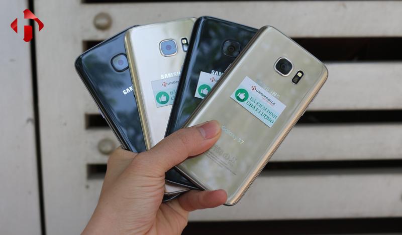 Samsung galaxy S7 Mỹ xách tay