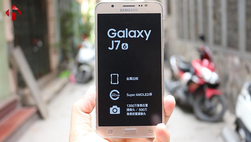 Samsung Galaxy J7 2016 mới 100% nguyên Seal từ nhà sản xuất