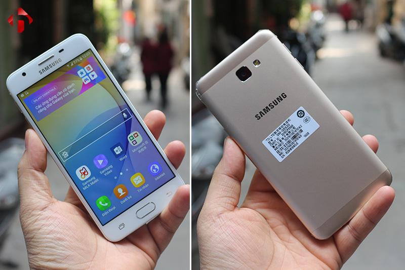 Các phiên bản Samsung Galaxy J5 Prime sở hữu thiết kế hoàn toàn tương tự nhau