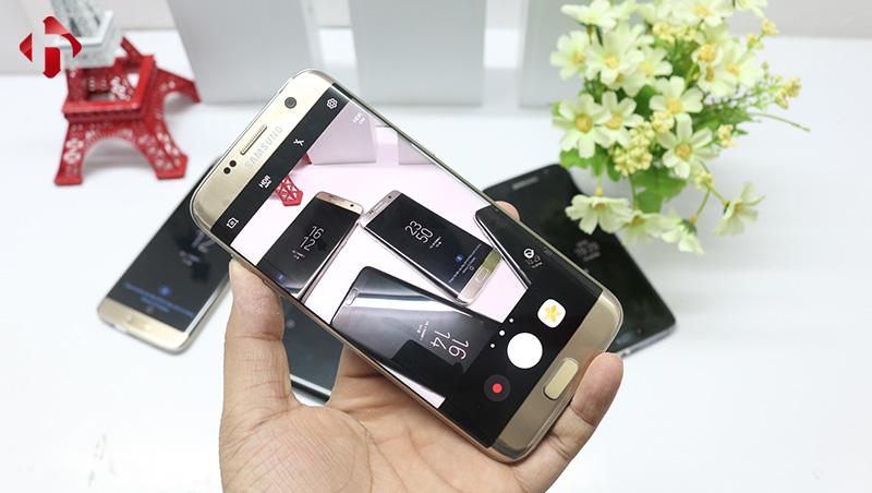 Samsung Galaxy S7 Edge quốc tế 2 sim