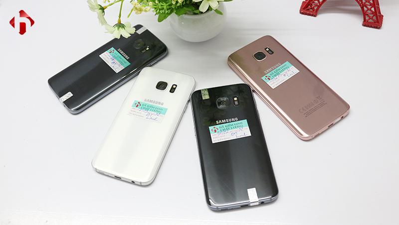 Samsung Galaxy S7 Mỹ và Quốc Tế 2 sim