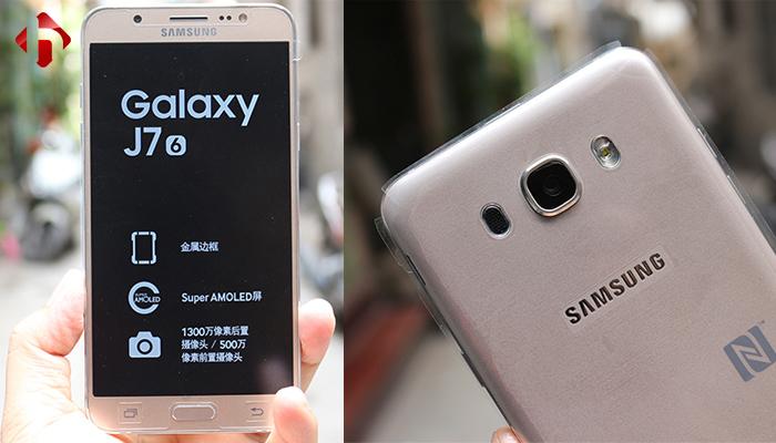 Seal mặt trước và sau Samsung Galaxy j7 2016