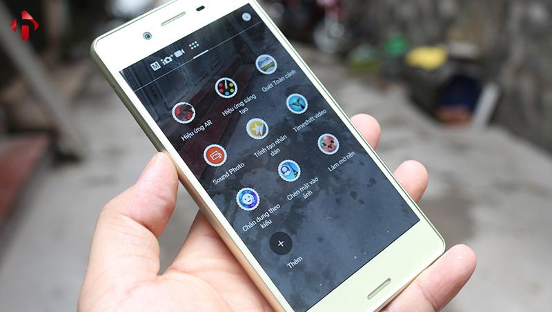 Sony Xperia X Performance trang bị đôi camera có độ phân giải cao