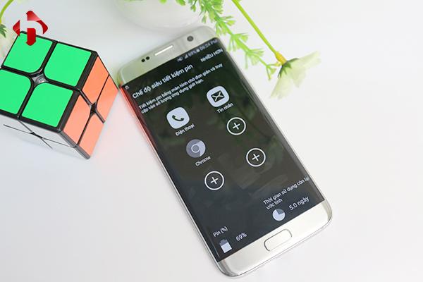 những lý do nên mua Samsung Galaxy S7 Edge tại hungmobile
