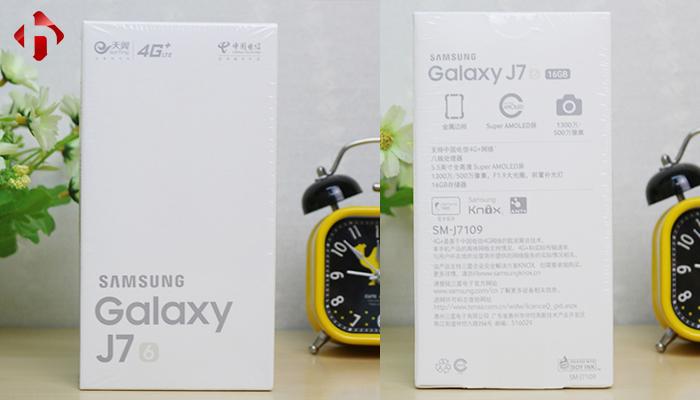 vỏ hộp Samsung Galaxy J7 2016