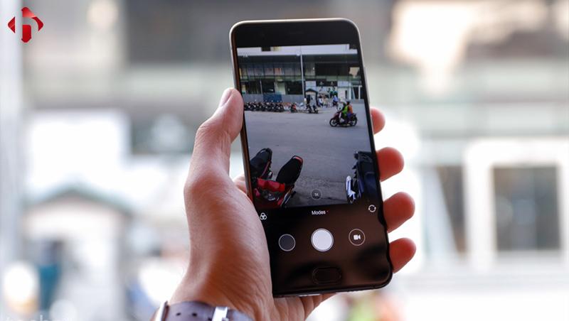 Xiaomu Mi6 trang bị camera kép
