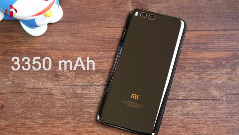 Pin Xiaomi Mi 6 sử dụng tốt