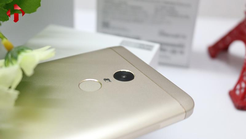 Cảm biến vân tay 1 chạm Xiaomi Redmi Note 4X