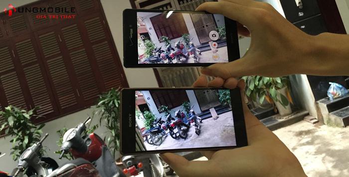 Camera 20.7MP tự động lấy nét chụp ảnh siêu nét