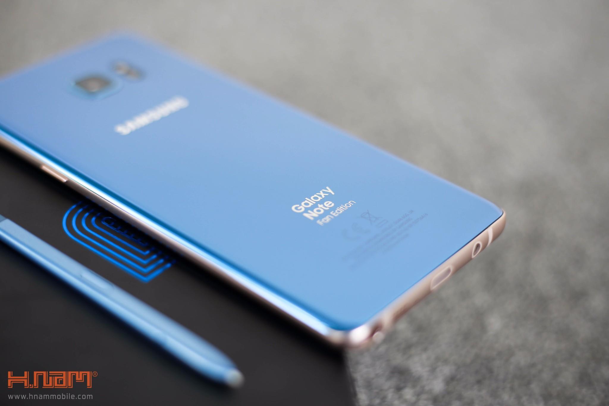 Galaxy Note FE: Chiếc điện thoại không chỉ dành cho Fan nó tốt hơn nhiều so với 6.3 triệu