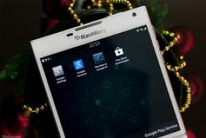 Hướng dẫn cài đặt CHplay trên Blackberry Passport hàng Pháp