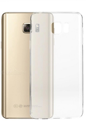 Ốp lưng Galaxy Note 5 dẻo trong suốt
