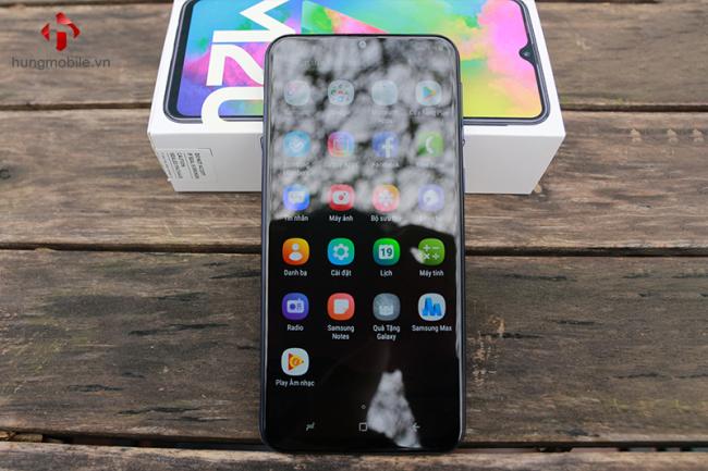 Galaxy M20 3GB/32GB Chính Hãng 2019