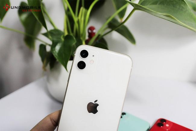 iPhone 11 128GB Quốc Tế Likenew Fullbox (Đẹp Như Mới)