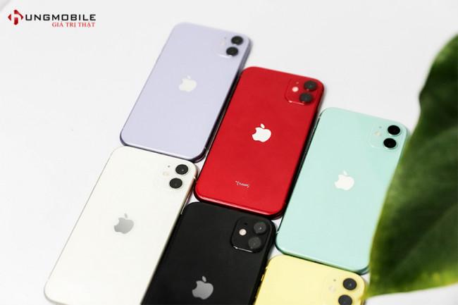 iPhone 11 256GB Quốc Tế (Đẹp 99%)
