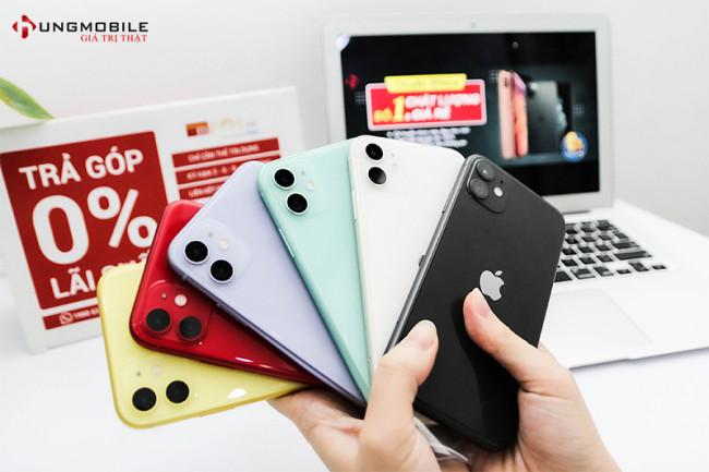 iPhone 11 64GB Quốc Tế Likenew Fullbox (Đẹp Như Mới)