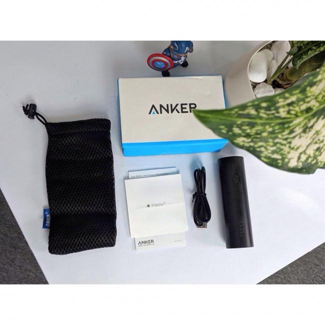 Pin dự phòng Anker dung lượng 5000mAh Chính hãng (Sale đẫm máu)