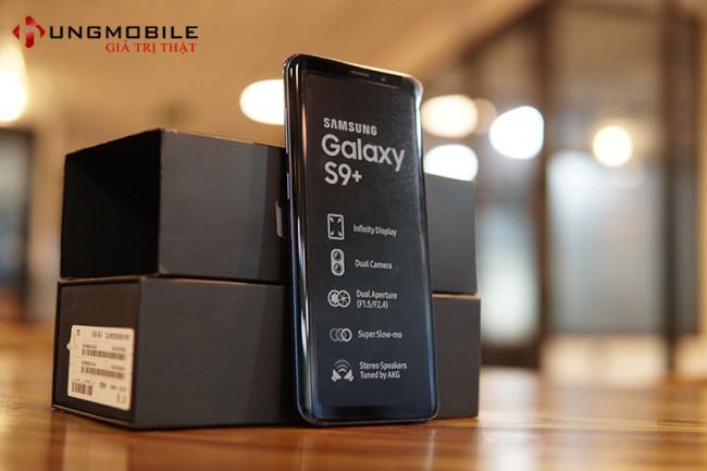 Galaxy S9 Plus Hàn 256GB Mới Fullbox