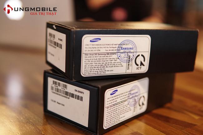 Galaxy S8 Chính Hãng 64GB Likenew